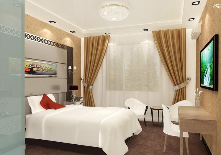 酒店保温材料装饰效果图