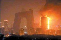 可燃保温材料致建筑频繁失火