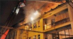 近年建筑保温材料所引发的大火