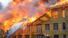 建筑外墙有机保温材料火灾特点