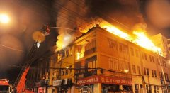 外墙保温材料建筑大火的凶手