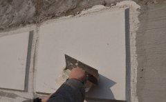 外墙保温系统面层裂缝如何控制