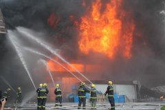 可燃保温材料消防局重点整治