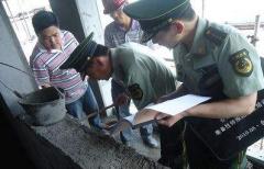 消防队加大对不合格外墙保温材料处罚